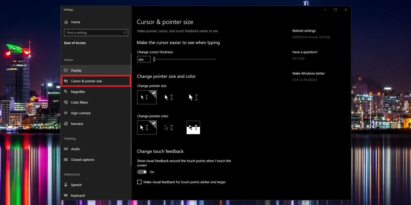 Confira como personalizar o cursor do mouse no Windows 10