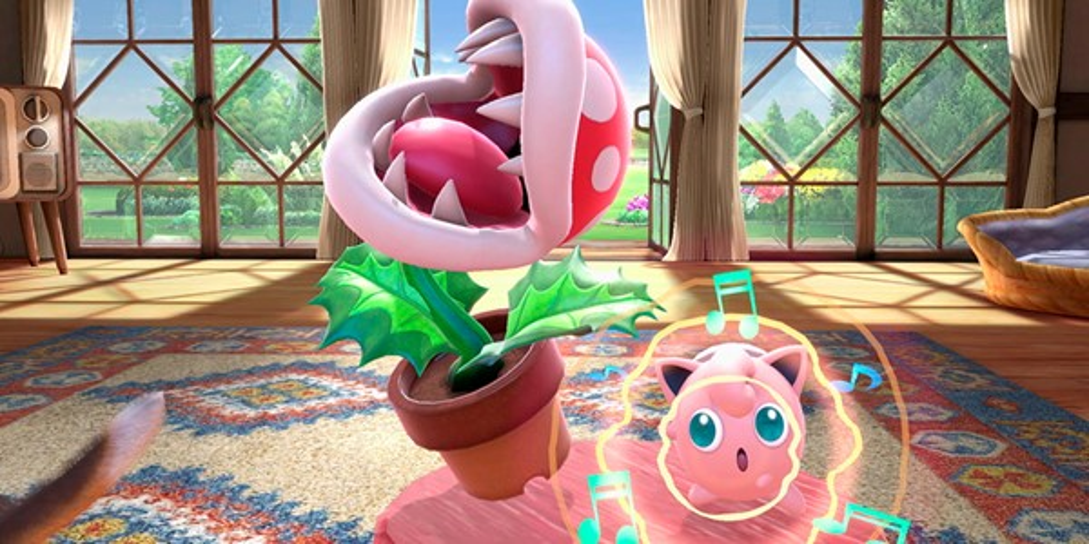 Tem Na Web - Análise de Super Smash Bros. Ultimate