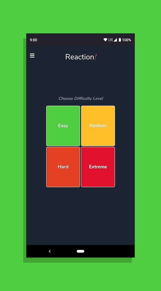 Reaction Game - Imagem 1 do software