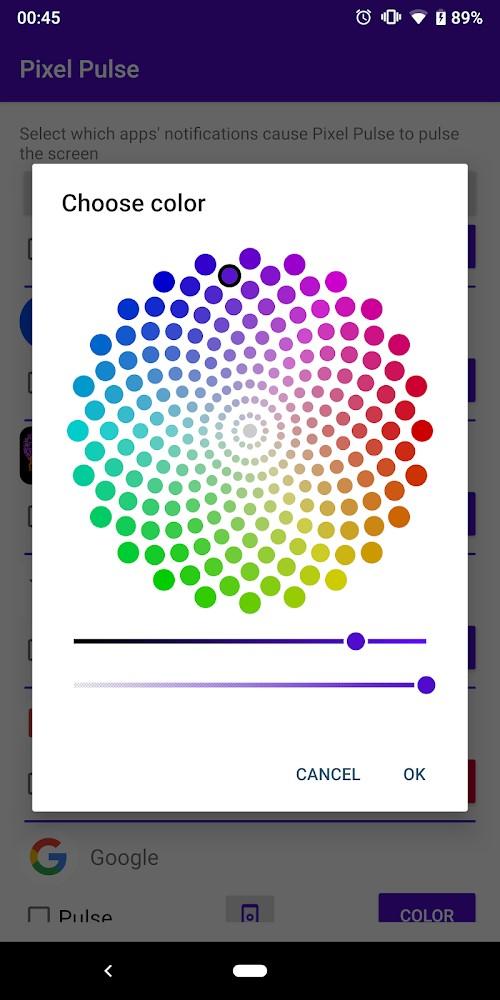 Pixel Pulse - Imagem 2 do software