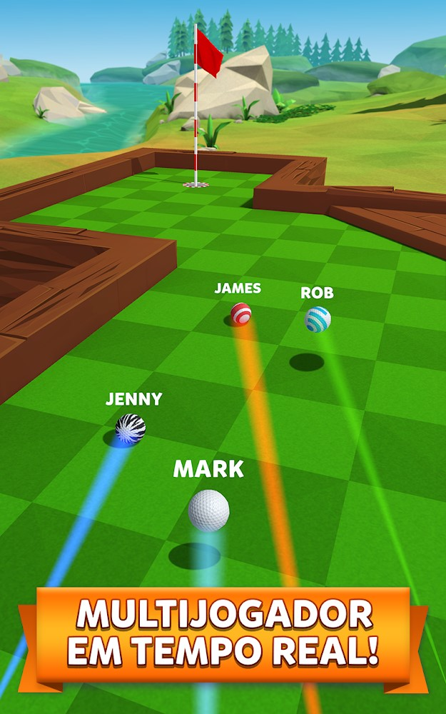 Golf Battle - Imagem 1 do software