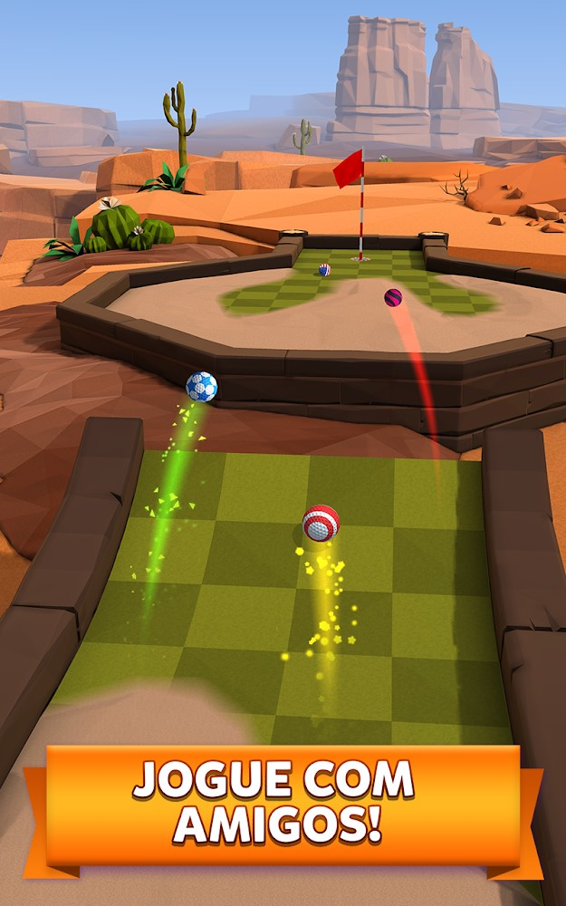 Golf Battle - Imagem 2 do software
