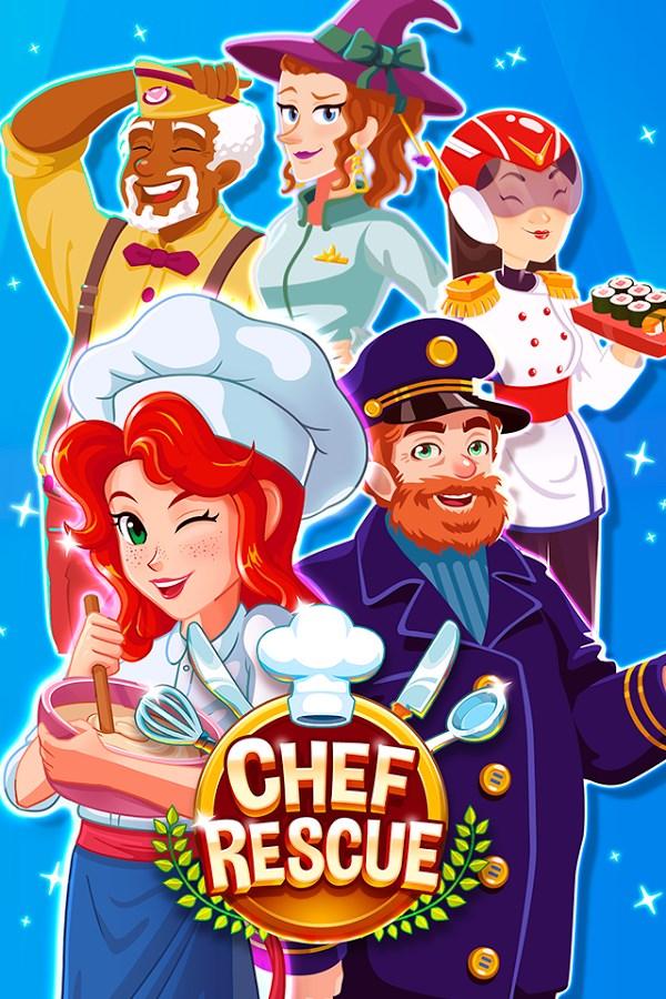 Chef Rescue - Imagem 1 do software