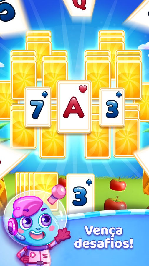 Tasty Blast Solitaire Tripeaks - Imagem 1 do software