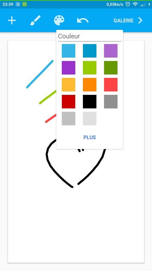 SketchIt - Imagem 2 do software