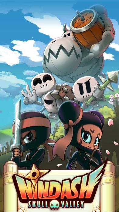 Nindash: Skull Valley - Imagem 1 do software