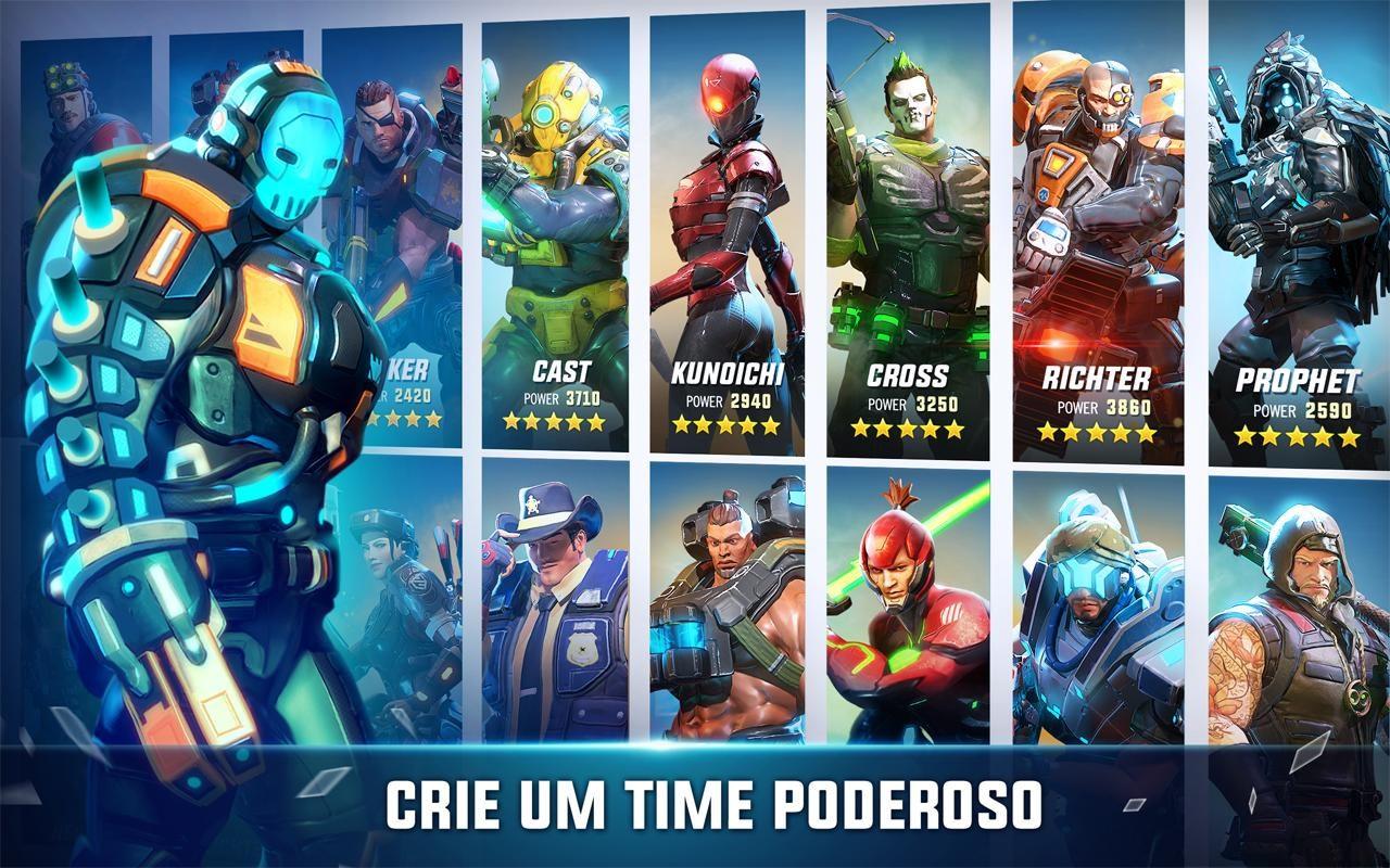 Hero Hunters - Imagem 1 do software