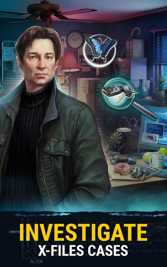 The X-Files: Deep State - Imagem 1 do software