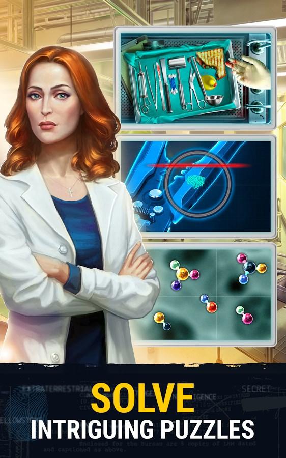 The X-Files: Deep State - Imagem 2 do software