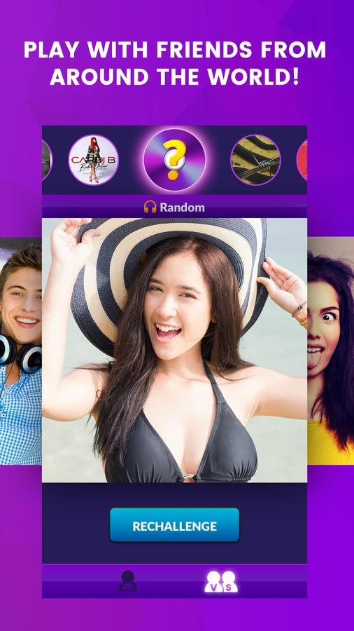 FaceDance Challenge! - Imagem 2 do software