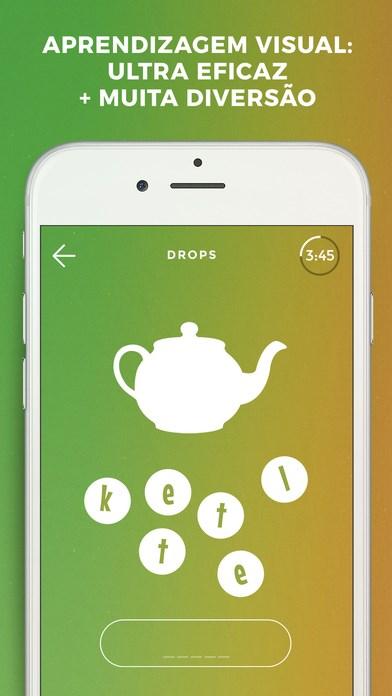 Drops: Aprenda 28 idiomas - Imagem 1 do software