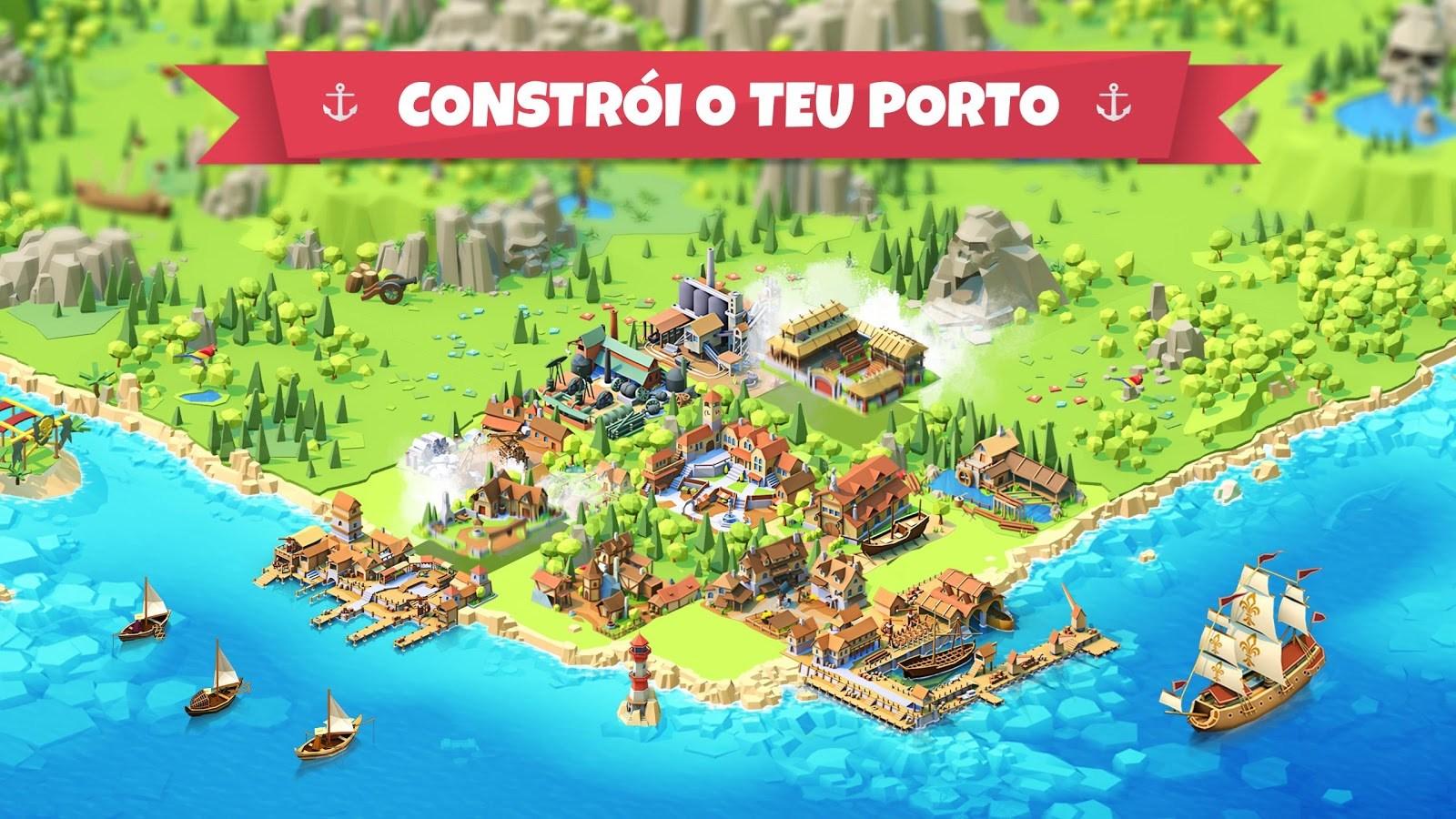 Seaport - Explora, Coleciona & Troca - Imagem 1 do software