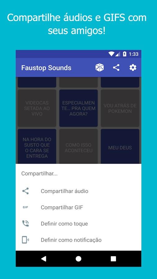 Faustop Sounds - Imagem 2 do software