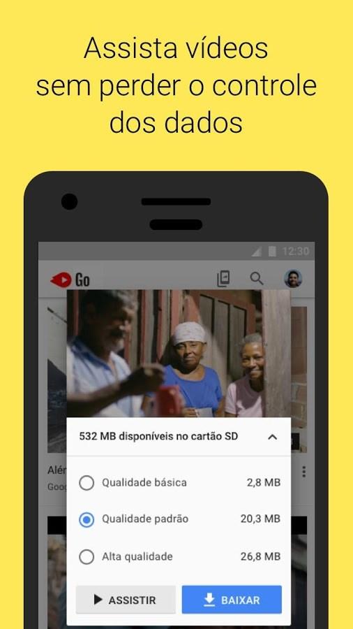 YouTube Go - Imagem 2 do software