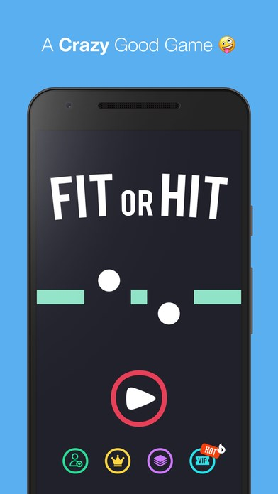 Fit Or Hit - Play Now - Imagem 1 do software
