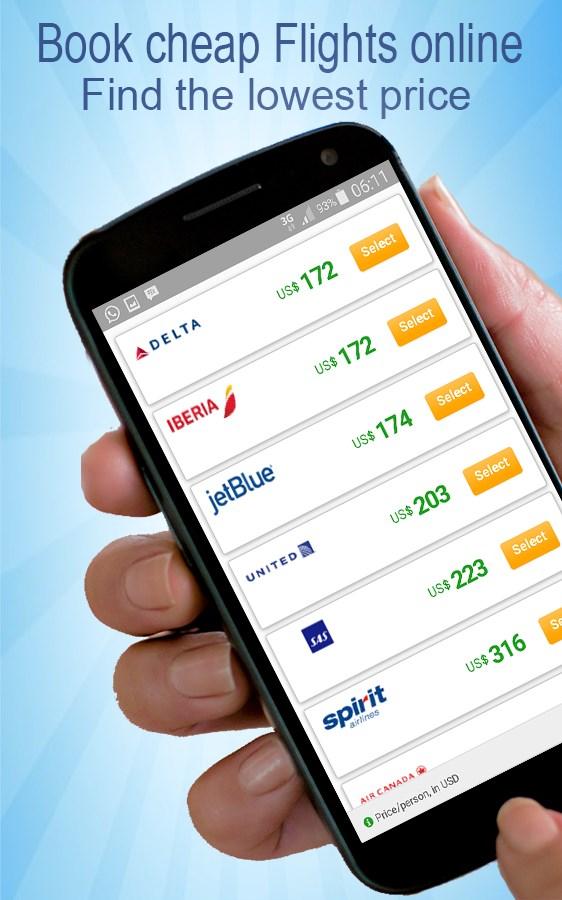 CompareHunt - Cheap Hotels & Flight Tickets - Imagem 2 do software