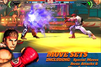 Street Fighter IV Champion Edition Download para Android Grátis