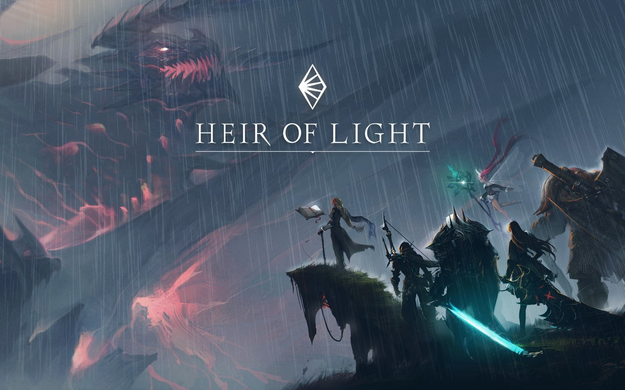 HEIR OF LIGHT - Imagem 1 do software
