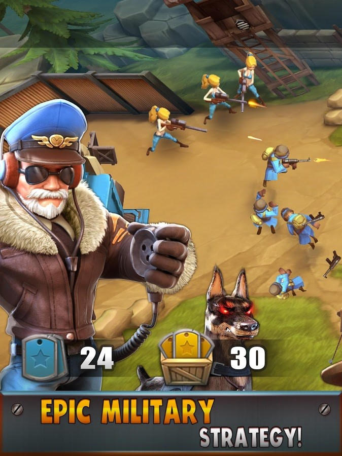 Battle Boom - Imagem 1 do software