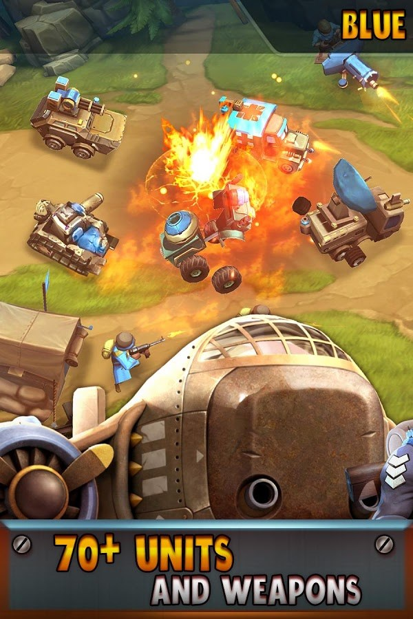 Battle Boom - Imagem 2 do software