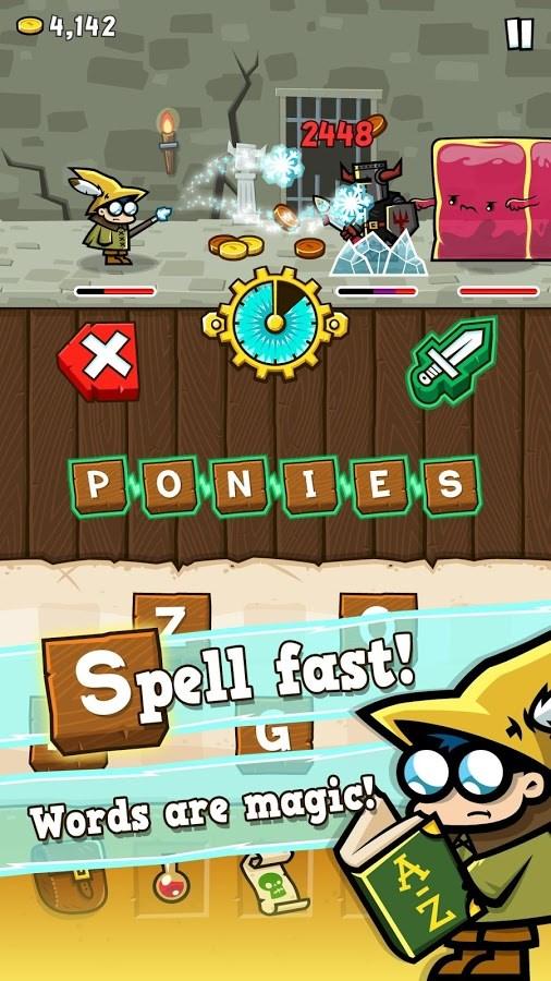 Spellspire - Imagem 1 do software