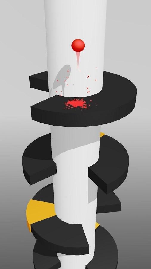 Helix Jump - Imagem 2 do software