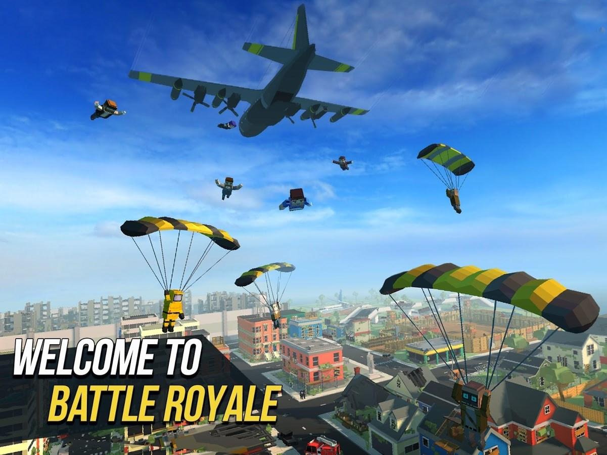 Grand Battle Royale: Pixel War - Imagem 1 do software
