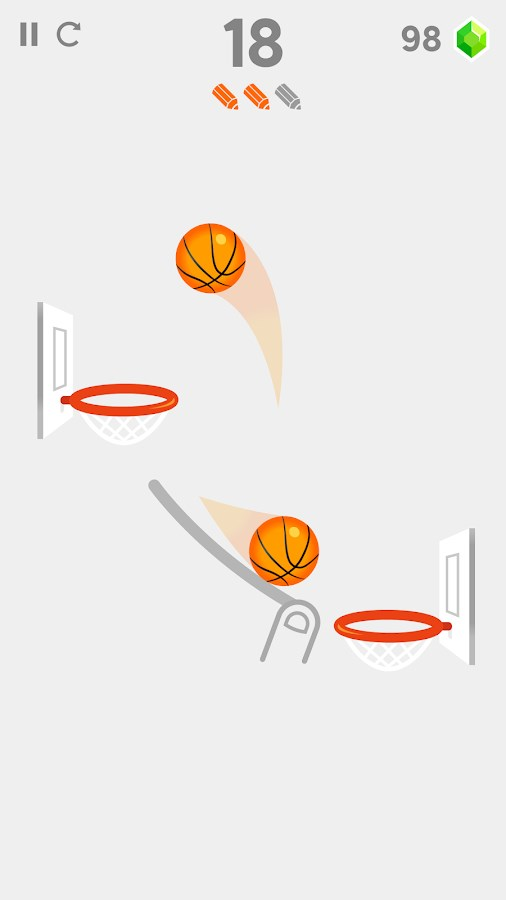 Dunk Line - Imagem 2 do software