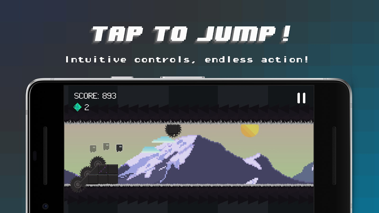 Gravity Dash: Endless Runner - Imagem 1 do software