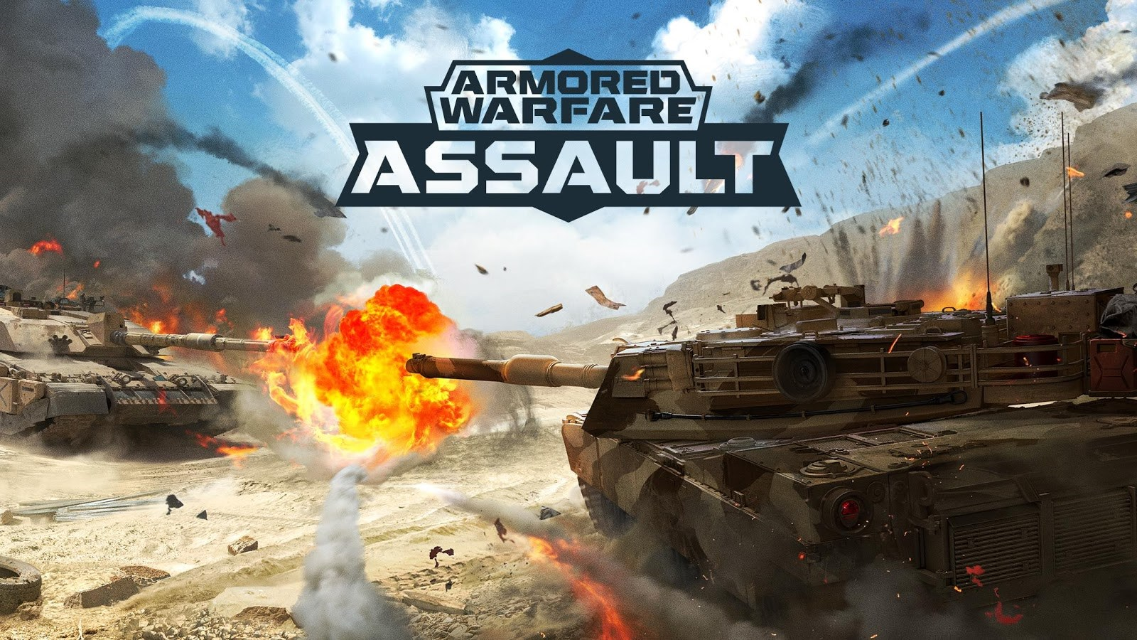Armored Warfare: Assault - Imagem 1 do software
