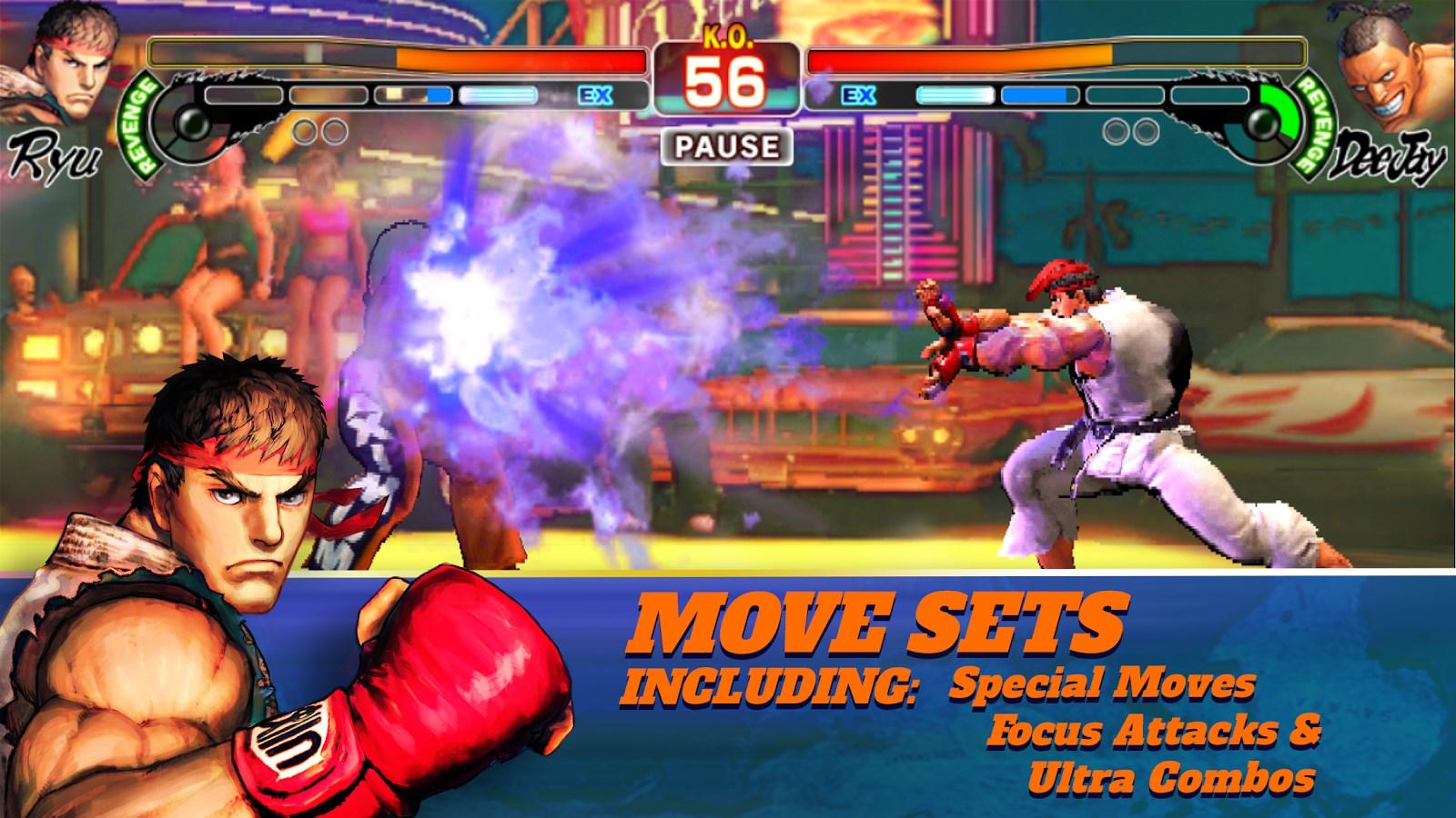 Street Fighter IV Champion Edition - Imagem 1 do software