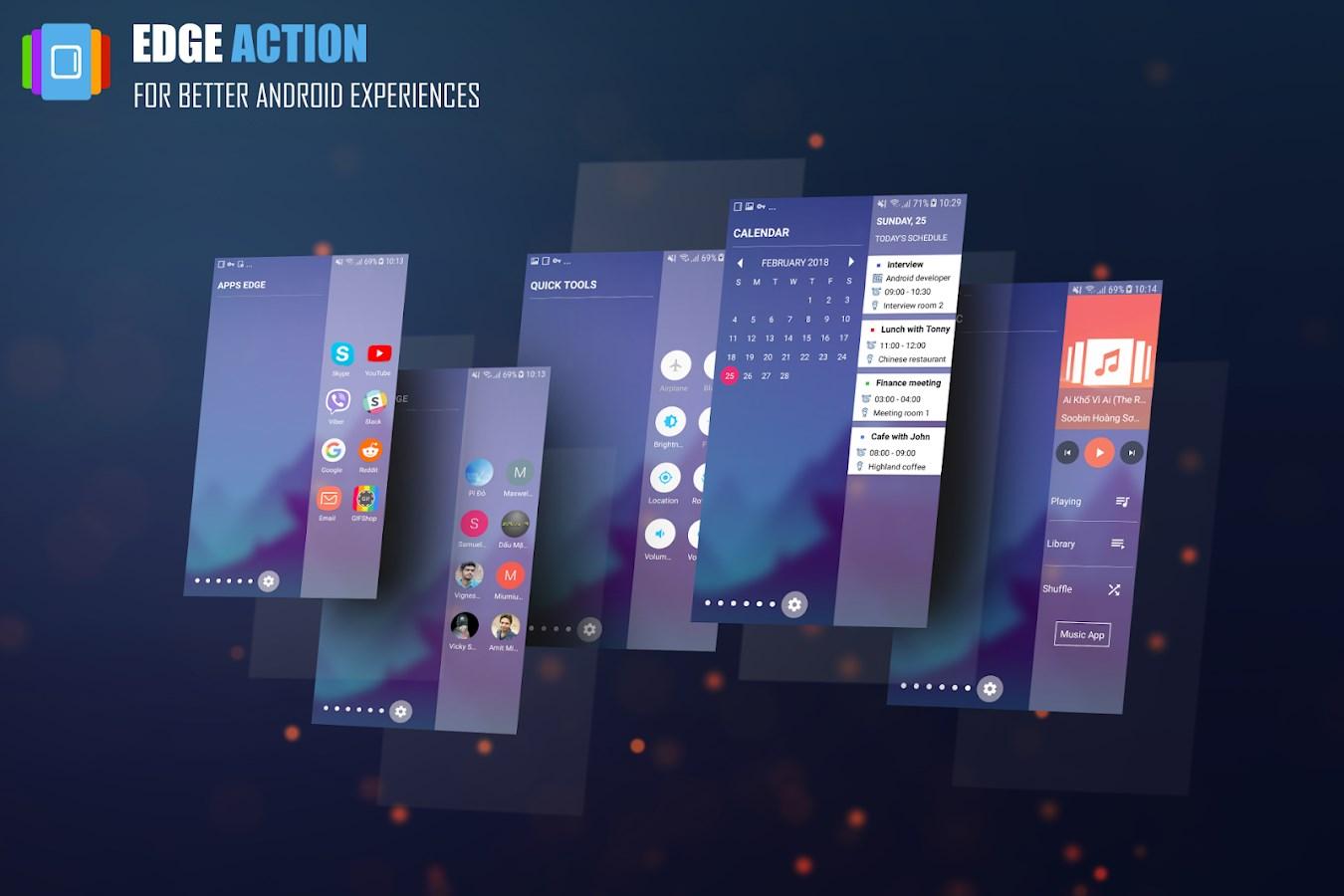 Edge Action - Imagem 1 do software