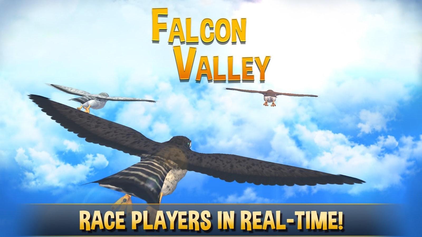 Falcon Valley Multiplayer Race - Imagem 1 do software
