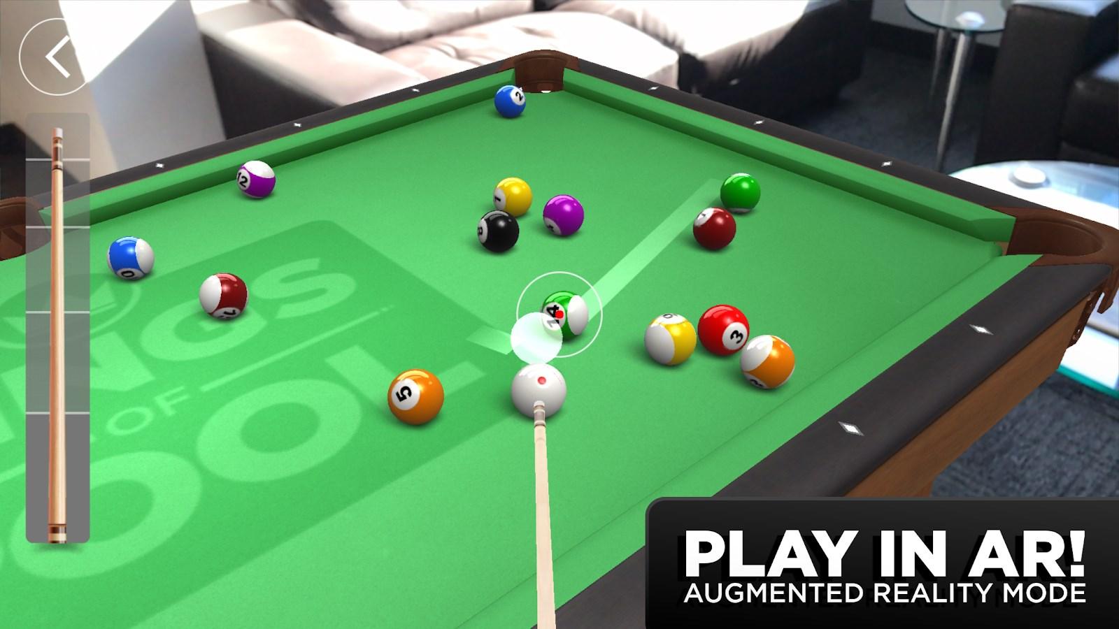 Kings of Pool - Online 8 Ball - Imagem 1 do software