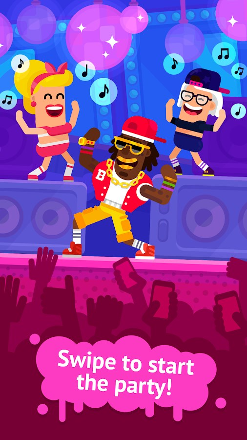 Partymasters - Fun Idle Game - Imagem 1 do software