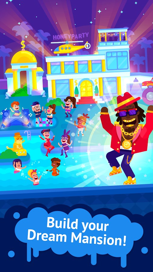 Partymasters - Fun Idle Game - Imagem 2 do software