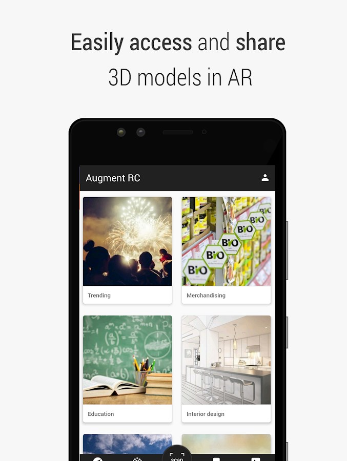 Augment - 3D Augmented Reality - Imagem 1 do software