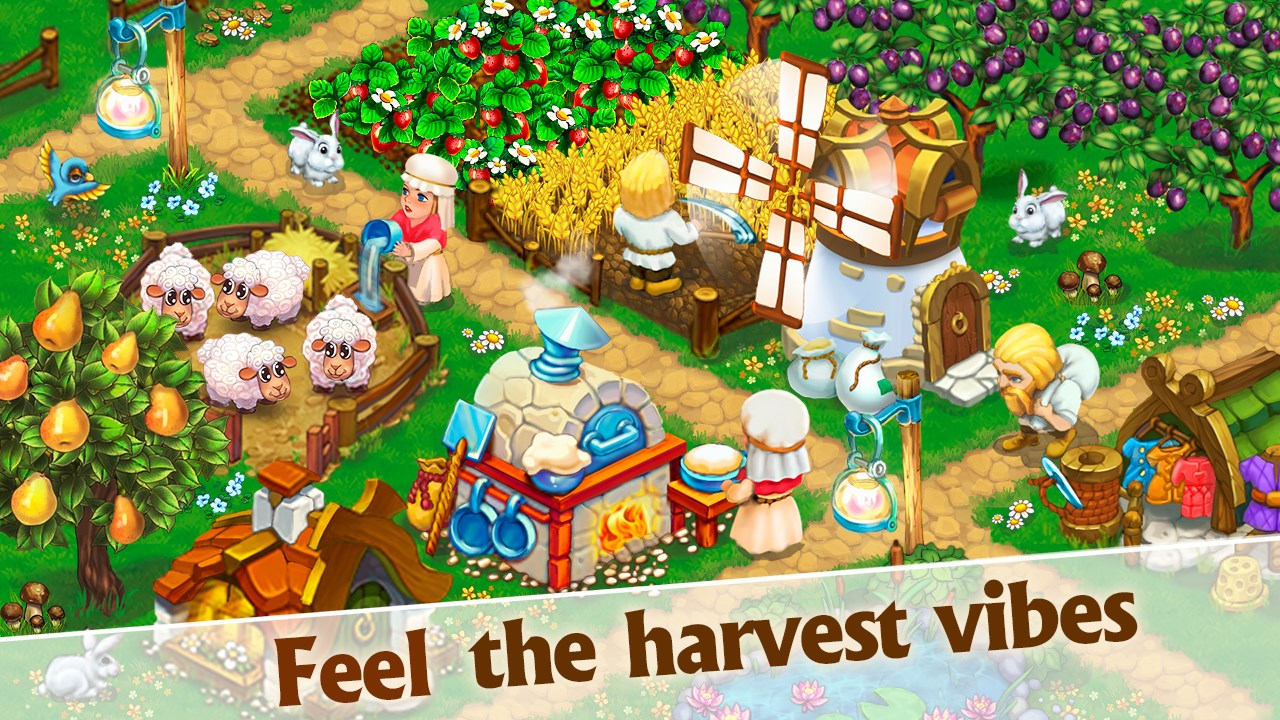 Harvest Land - Imagem 1 do software