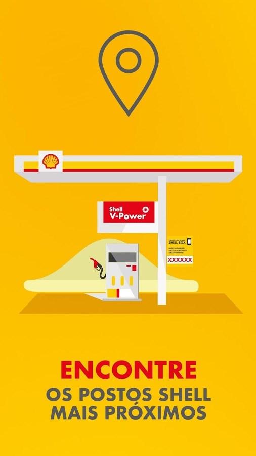 Shell Box: Pague combustível - Imagem 4 do software