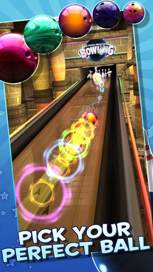 Strike Master Bowling - Free - Imagem 1 do software