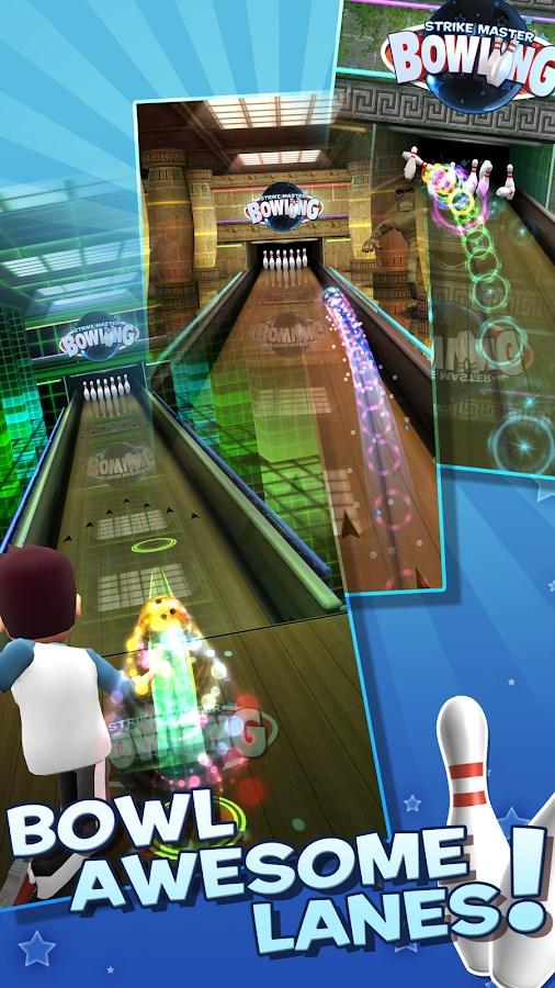 Strike Master Bowling - Free - Imagem 2 do software