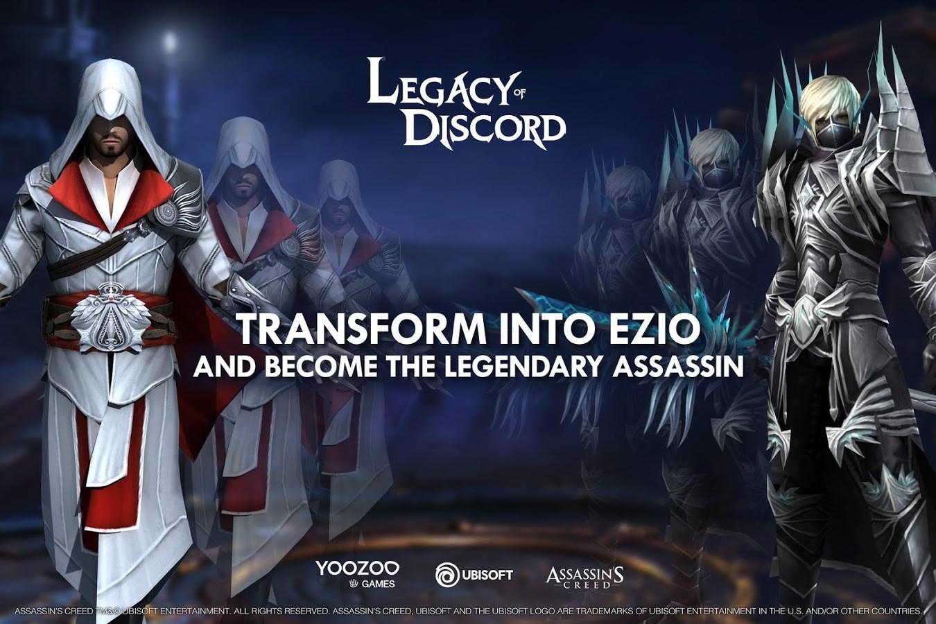 Legacy of Discord - Imagem 1 do software