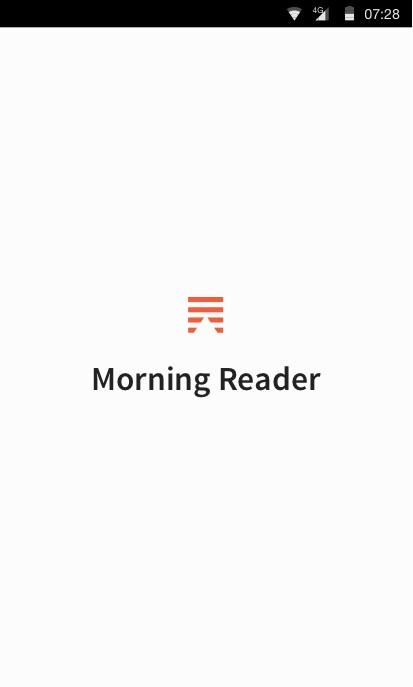 Morning Reader - Imagem 1 do software