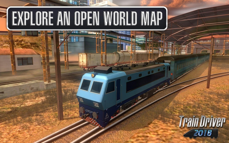 Train Driver 2018 - Imagem 1 do software