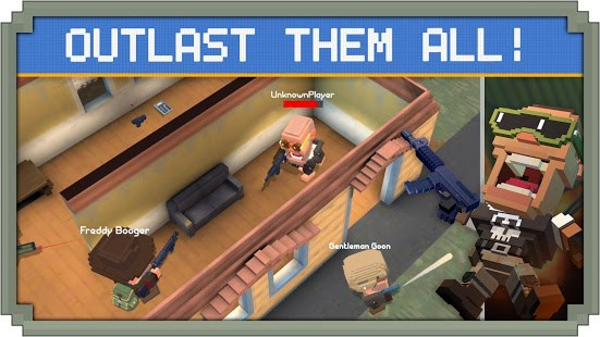 Guns Royale - Multiplayer Blocky Battle Royale - Imagem 1 do software