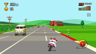 Retro Highway - Imagem 1 do software