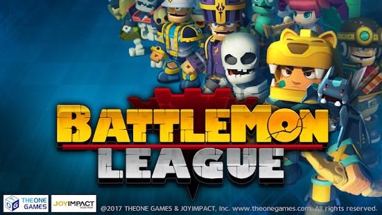 Battlemon League - Imagem 1 do software
