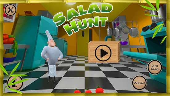 Salad Hunt - Kitchen Destruction Game - Imagem 1 do software
