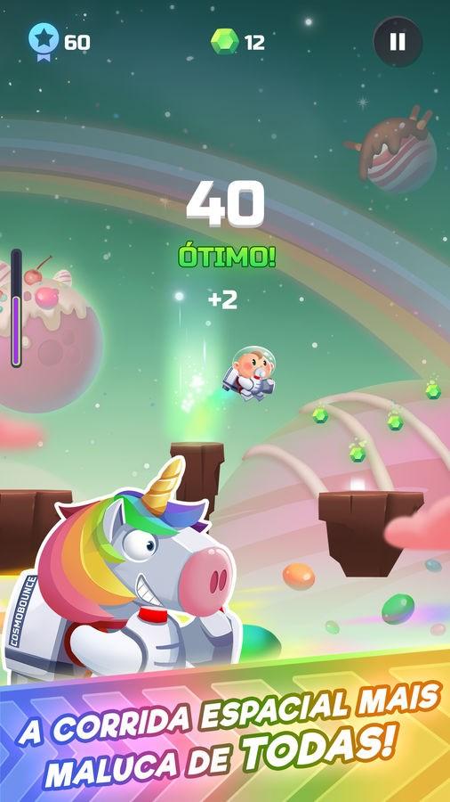 Cosmo Bounce - Uma Louca Corrida Espacial! - Imagem 2 do software