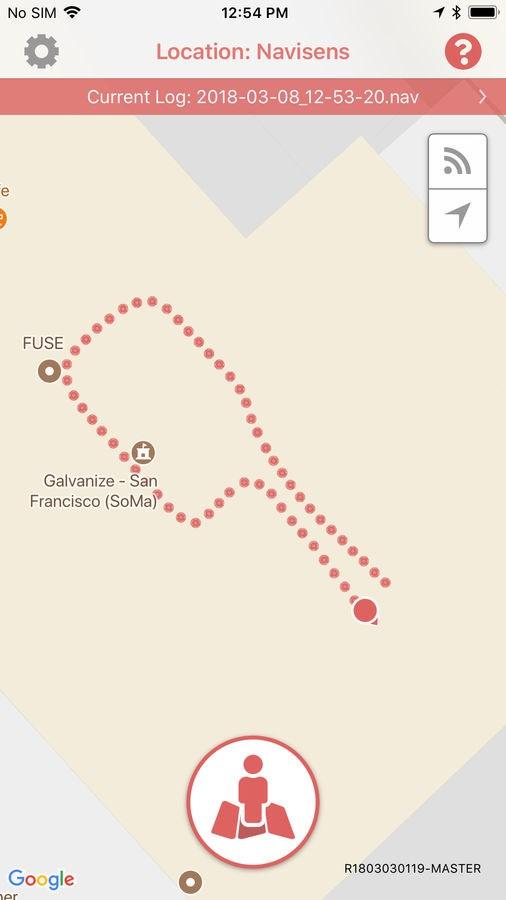 Navisens Maps - Imagem 1 do software